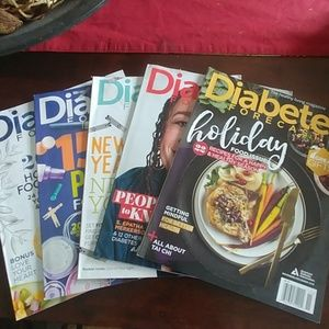 Other - 5 Issue of Diabetes Magazine